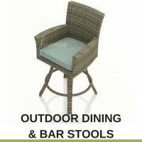 Outdoor Dining/Bar Stools
