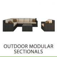 Outdoor Modular Sectionals