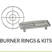 Burners & Fire Rings