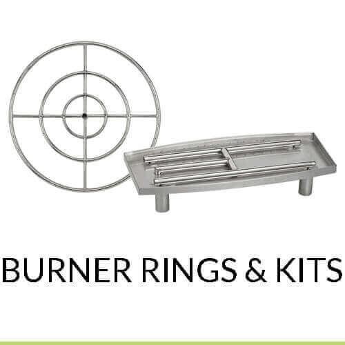 Burners & Fire Rings