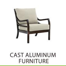 Cast Aluminum/Wrought Iron Furniture