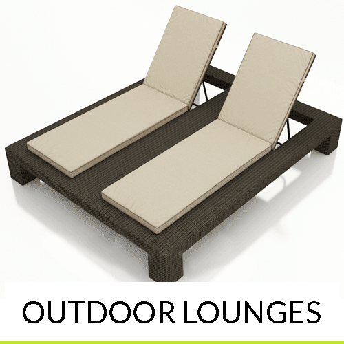Outdoor Loungers & Daybeds