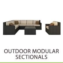Outdoor Modular Sectionals