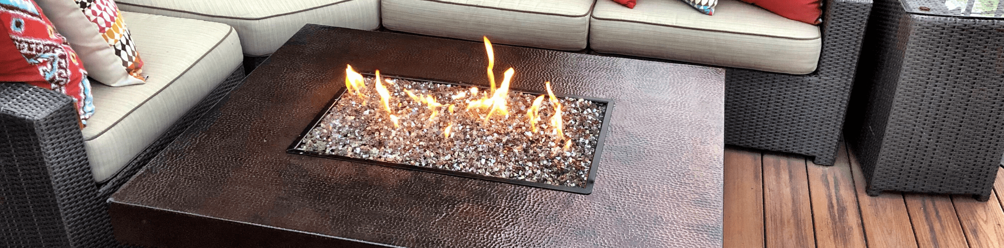 Copper Fire Pits - FireTables