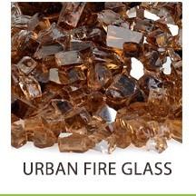 Urban Fire Glass