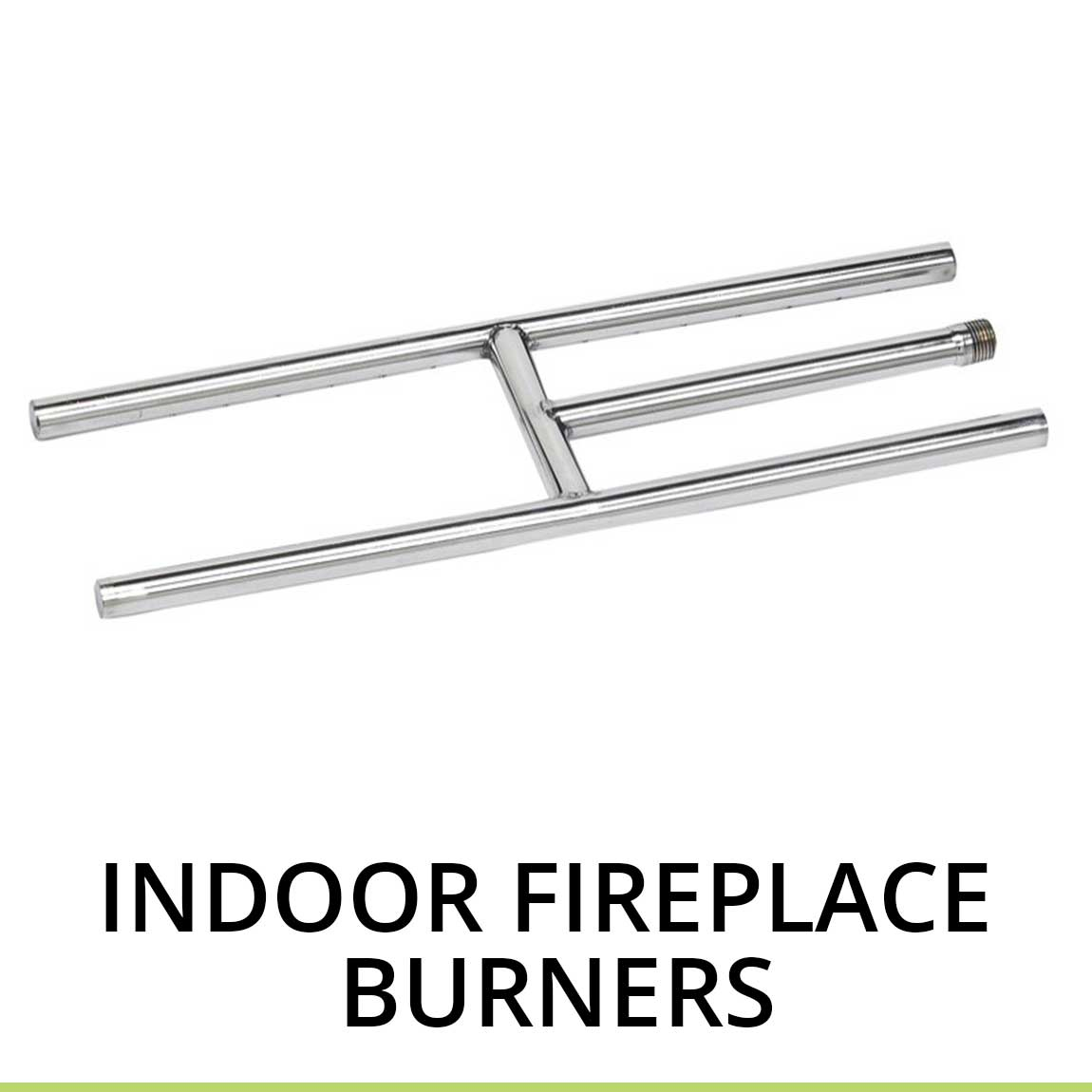 Indoor Fireplace Burners