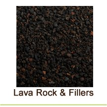 Lava Rock and Fillers