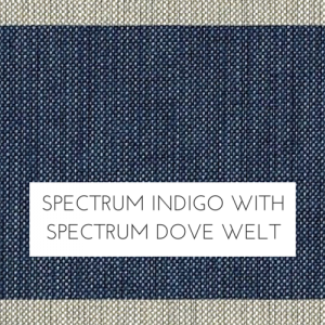Spectrum Indigo / Spectrum Dove Welt +$41.00