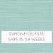 Dupione Celeste +$11.00