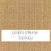 Linen Straw (Sling) +$50.00