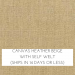 Canvas Heather Beige/ Self Welt