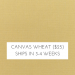 Canvas Wheat