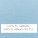 Canvas Air Blue +$186.00