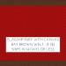 Flagship Ruby w/ Canvas Bay Brown Welt +$13.00
