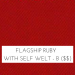 Ruby with Self Welt +$279.00