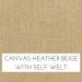 Canvas Heather Beige