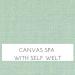 Canvas Spa w/ Self Welt +$50.00