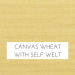 Canvas Wheat w/ Self Welt