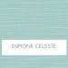 Dupione Celeste +$42.00