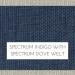 Spectrum Indigo / Spectrum Dove Welt