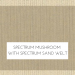 Spectrum Mushroom with Spectrum Sand Welt +$12.00