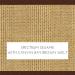 Spectrum Sesame with Canvas Bay Brown Welt +$12.00