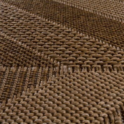 Santorini Sisal Para Patch Indoor/Outdoor Rug