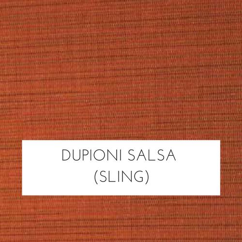 Dupioni Salsa (Sling)