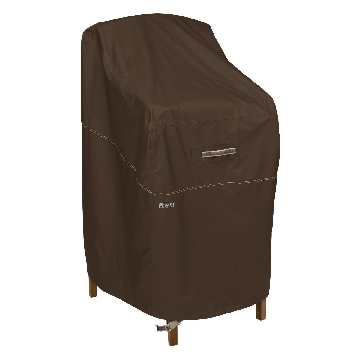 Bar Height Chair Rain Proof Outdoor Cover
