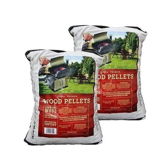 Oak Wood Pellets - 40lbs