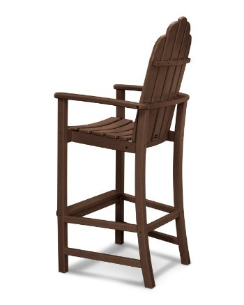 POLYWOOD® Classic Adirondack Bar Chair