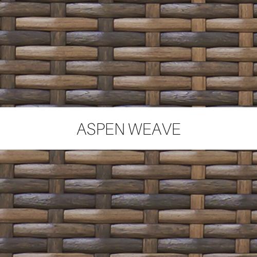 Aspen weave