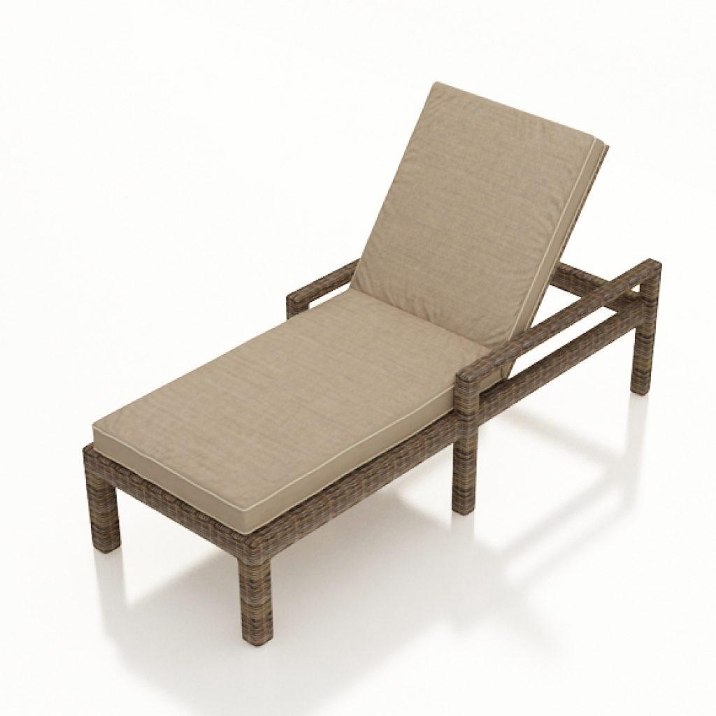 Bainbridge Single Chaise Lounge Replacement Cushion