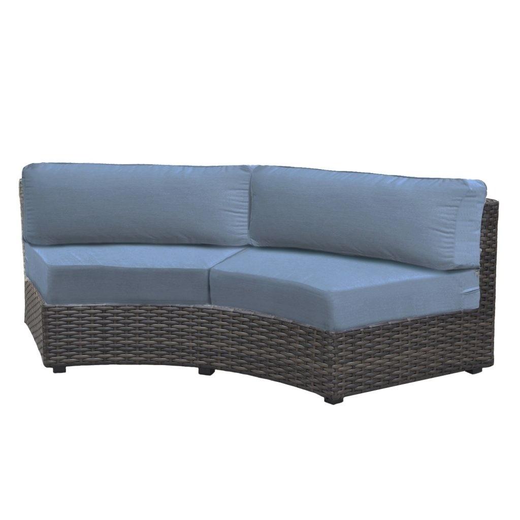 Bellanova Contour Sofa (Aspen Weave)