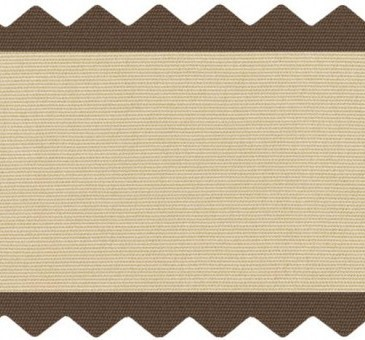 Canvas Antique Beige / Canvas Cocoa Welt