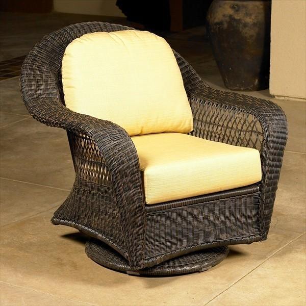 Charleston Swivel Glider Chair