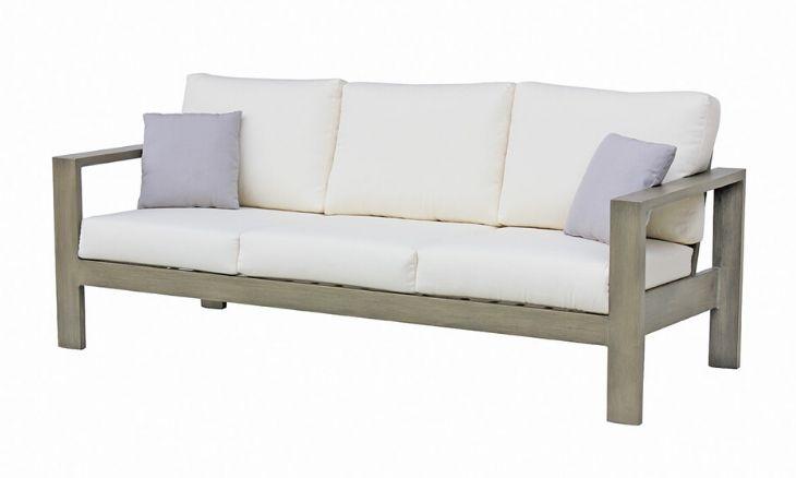 Park Lane 3 Seat Sofa by Ratana