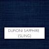 Dupioni Sapphire (Sling)
