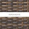 Aspen Wicker Weave (shown in image)