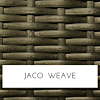 Jaco Weave Frame Finish