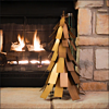 Indoor/Outdoor Steel Evergreen Luminary