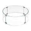 Optional Glass Windguard