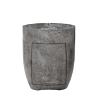 Prism Pentola 3 Concrete Fire Pit Bowl (Enclosed Propane Unit)