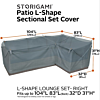 Outdoor Right Facing L-Sectional Cover
