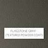 Flagstone Gray Textured Marine Polymer Frame Finish