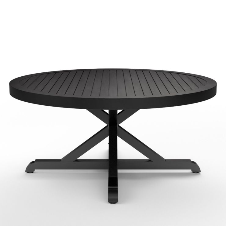 """Sunset West Monterey 60"""" Round Dining Table"""