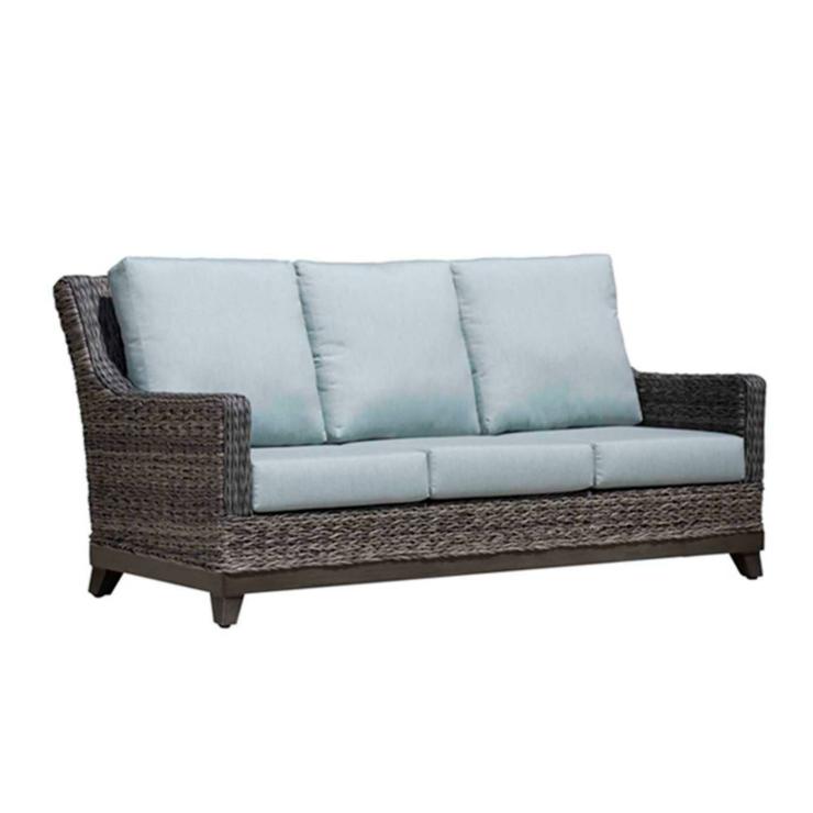 Boston Wicker 3 Seat Sofa