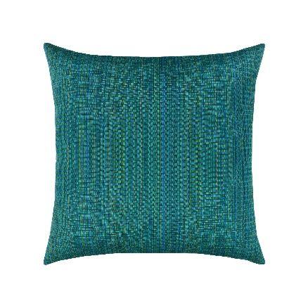 Elaine Smith Outdoor Eden Texture Pillow