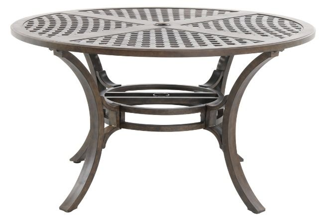 Portica Reva Cast Round Dining Table