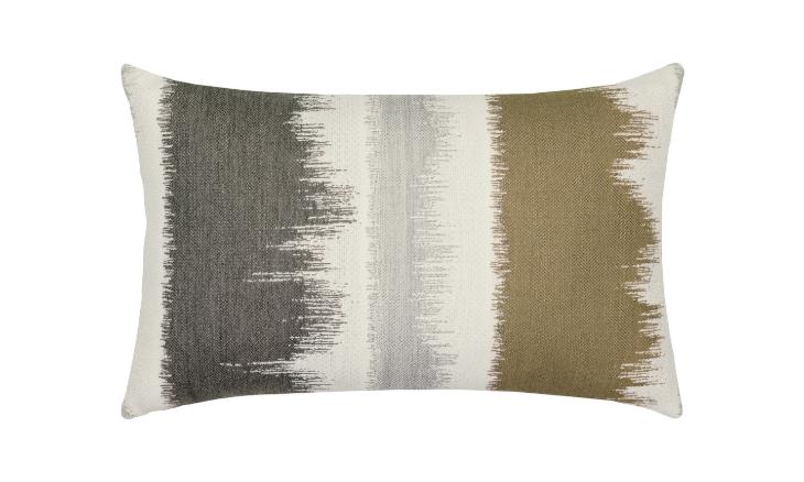 Elaine Smith Outdoor Murmur Camel Lumbar Pillow